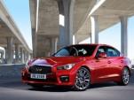 2016 Infiniti Q50 Red Sport 3.0t 400