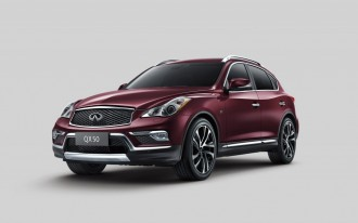 2016 Infiniti QX50 Video Preview