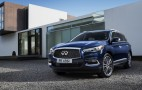 2016 Infiniti QX60 Gets Tweaked Styling, New Chassis Features