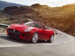 2016 Jaguar F-Type Convertible