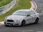 2016 Jaguar XE spy shots