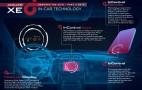 Jaguar Details New XE Sedan's Infotainment System: Video
