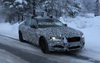 2016 Jaguar XF Spy Shots (With Interior)
