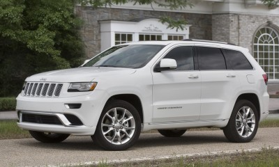 2016 jeep grand cherokee features review the car connection. Black Bedroom Furniture Sets. Home Design Ideas
