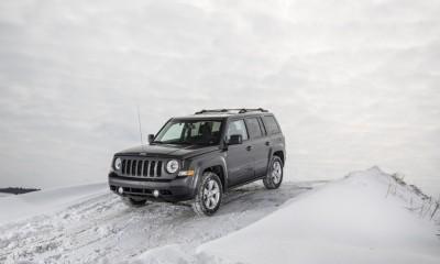 2016 jeep patriot gas mileage the car connection. Black Bedroom Furniture Sets. Home Design Ideas