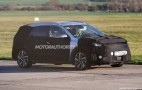 2017 Kia Niro Spy Shots