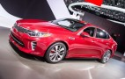 Kia Optima Debuts At 2015 New York Auto Show: Live Photos