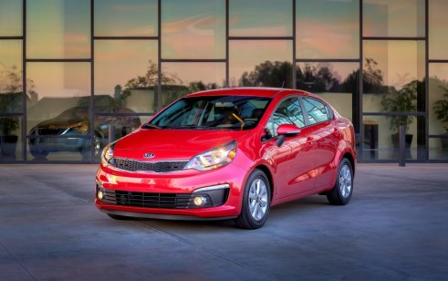 Awesome Kia Rio Review 2015