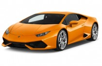 2016 Lamborghini Huracan 2-door Coupe LP 610-4 AWD Angular Front Exterior View