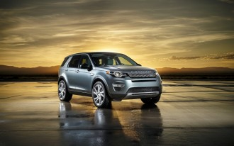 Land Rover Discovery Sport Wants To Send You (And Three Friends) Into Space