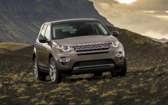 2016 Land Rover Discovery Sport Video Road Test