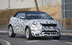 2016 Land Rover Range Rover Evoque Convertible Spy Shots