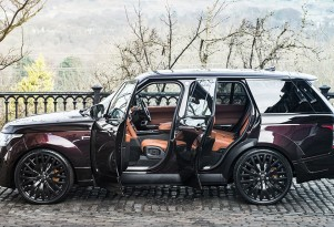 2016 Land Rover Range Rover RS Pace Car by Kahn Design