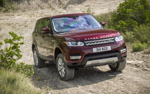 2016 Land Rover Range Rover Sport Vs Bmw X6 Jeep Grand Cherokee Land Rover Range Rover