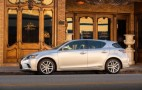 2016 Lexus CT 200h Debuts With Minor Changes