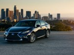 Lexus hybrids 'always charged,' says slogan (unlike electric cars)