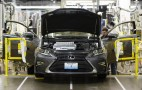 Lexus Rules Out Building Cars In China On Quality Fears