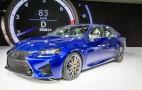 2016 Lexus GS F Live Photos & Video: 2015 Detroit Auto Show