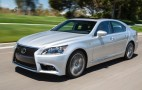 2016 Lexus LS gets minor updates ahead of new model's arrival