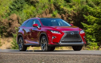 Lexus RX vs. Lincoln MKX: Compare Cars
