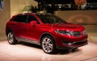 2016 Lincoln MKX Debuts At 2015 Detroit Auto Show