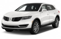 2016 Lincoln MKX FWD 4-door Black Label Angular Front Exterior View