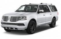 2016 Lincoln Navigator L 4WD 4-door Select Angular Front Exterior View