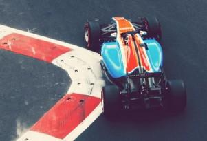 2016 Manor Formula One race car