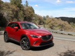 2016 Mazda CX-3 first drive, Phoenix, May 2015