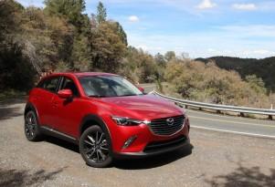 2016 Mazda CX-3 first drive, Phoenix, May 2015
