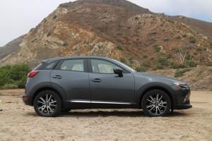 Mazda Cx 3 Vs Honda Hrv >> Honda HR-V Vs. Mazda CX-3: Compare Cars