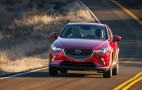 2016 Mazda CX-3 Preview: 2014 Los Angeles Auto Show
