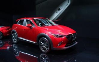 2016 Mazda CX-3 Video