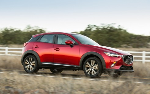 2016 Mazda Cx 3 Vs Buick Encore Chevrolet Trax Honda Hr V Jeep