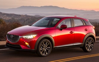 2017 Honda HR-V vs. 2017 Mazda CX-3: Compare Cars