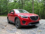 2016 Mazda CX-5 Grand Touring AWD, Catskill Mountains, New York, May 2015