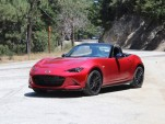 2016 Mazda MX-5 Miata  -  First Drive, July 2015