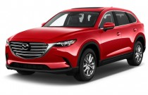 2016 Mazda CX-9 FWD 4-door Touring Angular Front Exterior View
