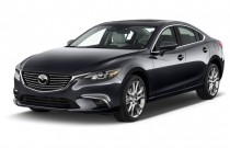 2016 Mazda MAZDA6 4-door Sedan Auto i Grand Touring Angular Front Exterior View