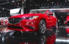 2016 Mazda 6 Inherits Mazda 3 Infotainment System, New Face: Live Photos