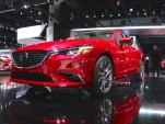 2016 Mazda Mazda6  -  Los Angeles Auto Show live photos