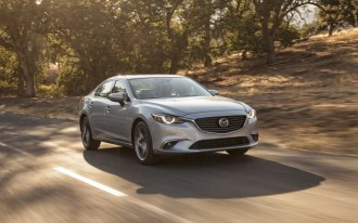 2014-2016 Mazda3, Mazda6 recalled over parking brake woes: 228,000 vehicles affected