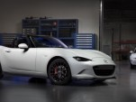 2016 Mazda MX-5 accessories concept, 2015 Chicago Auto Show
