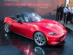 2016 Mazda MX-5 Miata live photos