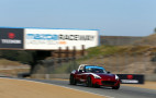Mazda ends relationship with Laguna Seca
