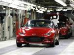 2016 Mazda MX-5 production for U.S. begins