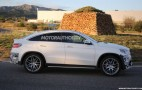 2016 Mercedes-AMG GLE63 Coupe Spy Video
