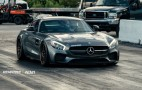 America's Renntech Builds World's First 10-Second Mercedes-AMG GT: Video