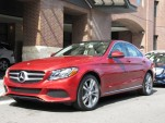 2016 Mercedes-Benz C350e Plug-In Hybrid: First Drive