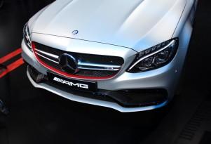 2016 Mercedes-Benz C63 AMG (Euro-spec)  -  2014 Paris Auto Show